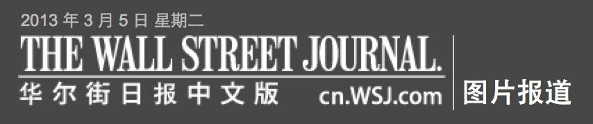 WSJ logo Chinese